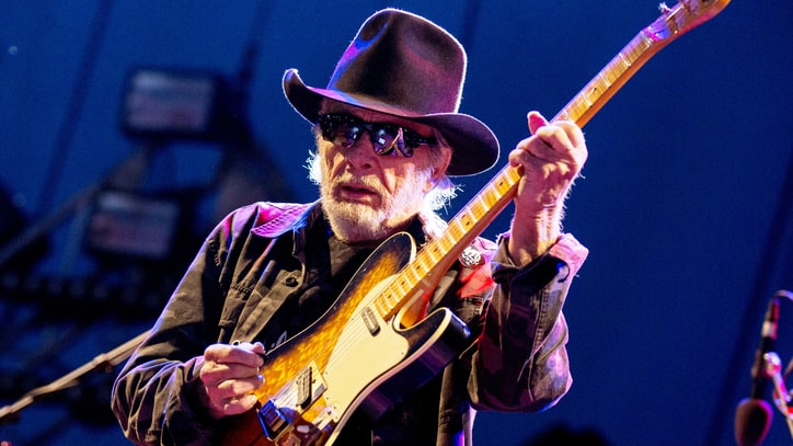 Merle Haggard Returns to Road After Health Scare: 'I'm Lucky to Be Alive'