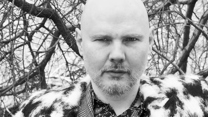 Smashing Pumpkins Plot 'Acoustic-Electro' 'In Plainsong' Tour