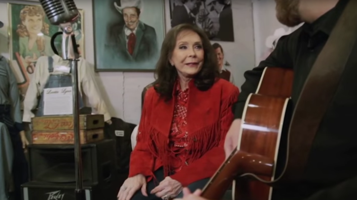 See the Trailer for Loretta Lynn's 'American Masters' Documentary