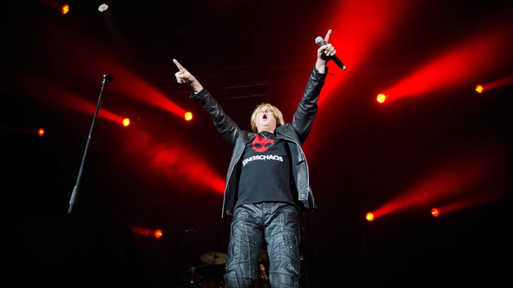 Def Leppard Postpone Winter Tour Due to Illness