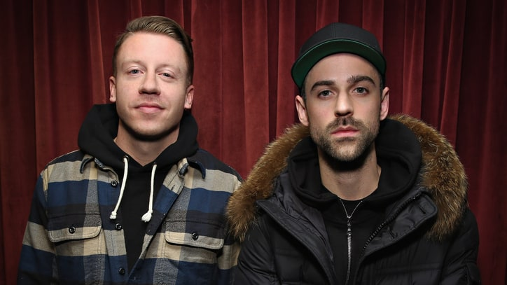 Macklemore and Ryan Lewis Reveal All-Star 'Unruly Mess' Track List