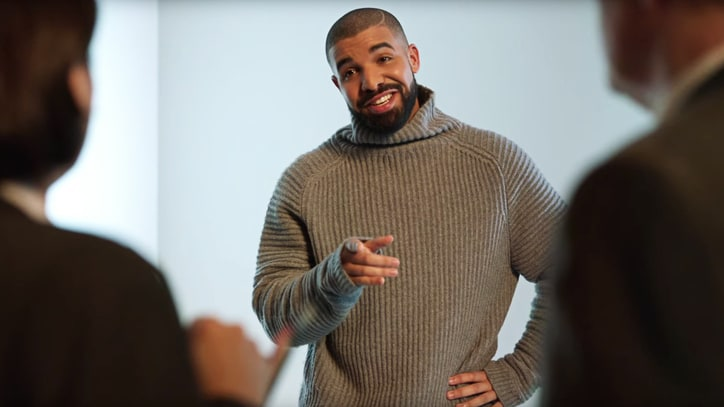 Watch Drake's Blingy Super Bowl Commercial Now