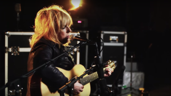 See Lucinda Williams' Raw 'Ghosts of Highway 20' on 'Transmissions'