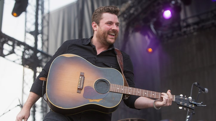 Chris Young on Surprise ACM Nominations and 10-Year Milestone