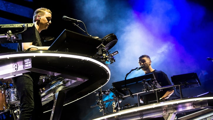 Disclosure Plot North American Tour
