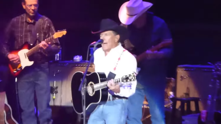 Flashback: See George Strait's Spirited First Hit 'Unwound'
