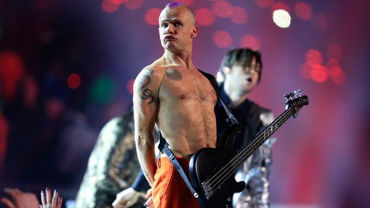 Flea: Donald Trump Is 'Silly Reality-Show Bozo'