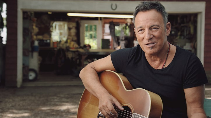 Bruce Springsteen on Reviving 'The River,' New Solo LP