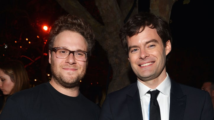 Seth Rogen, Bill Hader, Zach Galifianakis Set for Sci-Fi Comedy