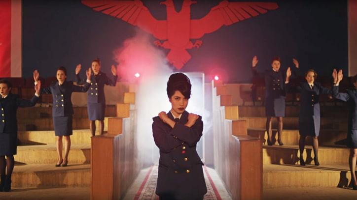Watch Pussy Riot's Disturbing Protest Video 'Chaika'