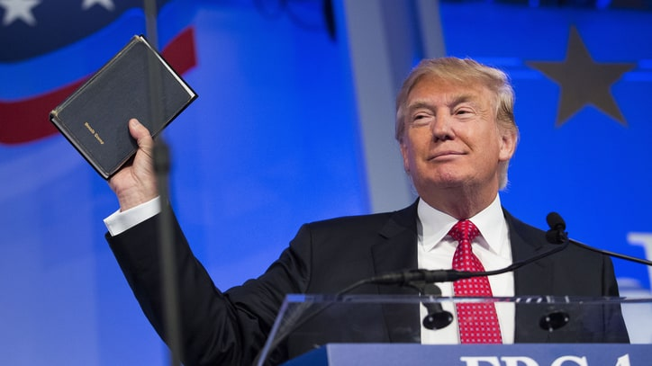 Meet the Evangelicals Who Hate Donald Trump