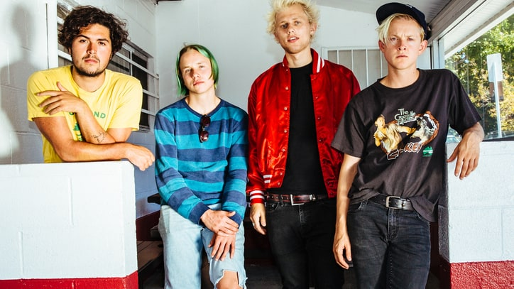 Hear SWMRS' Angsty New Garage-Rock Album 'Drive North'