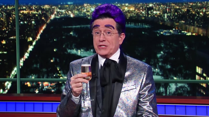 Stephen Colbert Casts Off Campaign Tributes Rand Paul, Martin O'Malley