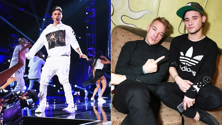 Justin Bieber, Diplo, Skrillex Added to Grammy Lineup