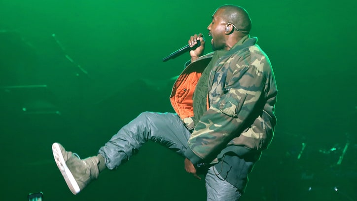 Kanye West: New Album Is 'Gospel Album With Whole Lot of Cursing'