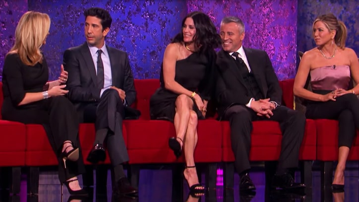 See 'Friends' Cast Reunite in Promo for James Burrows Tribute