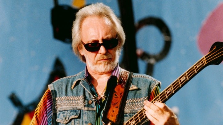 Flashback: John Entwistle Returns To Woodstock in 1999