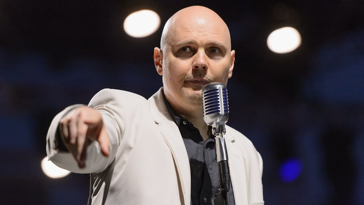 Billy Corgan Plots Road Trip Documentary About America