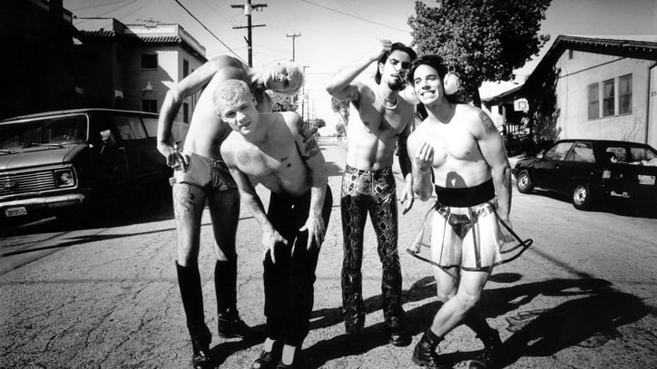 Hear Red Hot Chili Peppers' Lost, Navarro-Era 'Circle of the Noose'