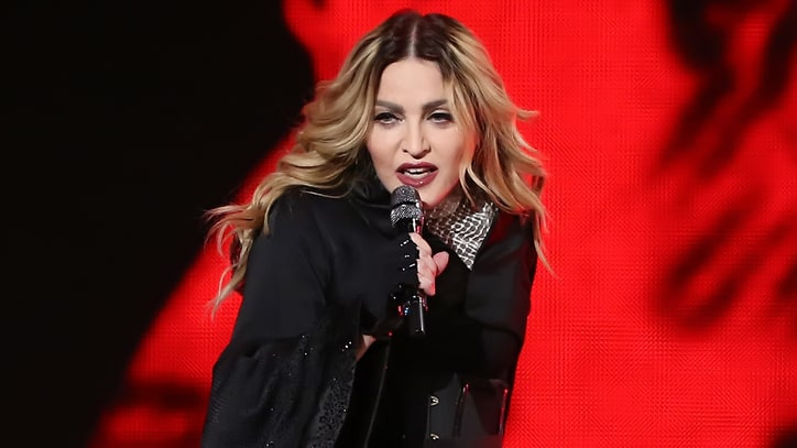 Watch Madonna Perform 'Take a Bow' in Concert for First Time
