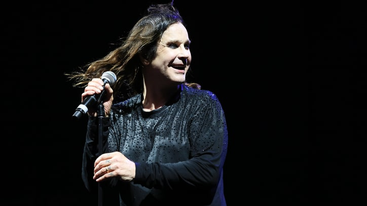 Ozzy Osbourne to Return to Stage After 'Nightmare' Illness