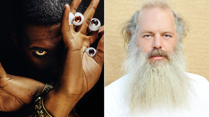 Rick Rubin Enlists Flying Lotus, J.J. Abrams for 'Star Wars'-Themed LP