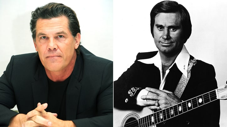 Josh Brolin to Play George Jones in New Biopic