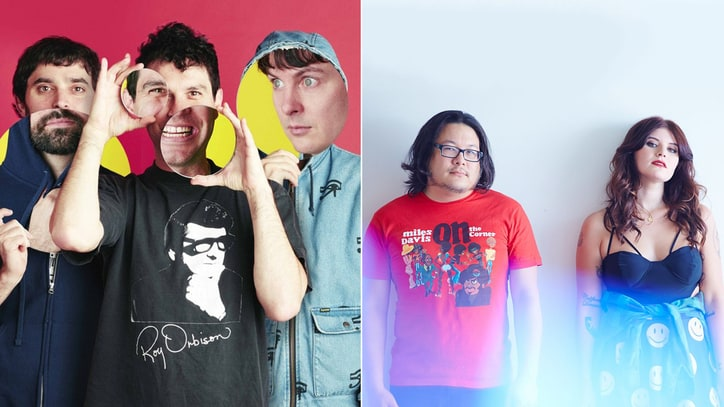 Animal Collective, Best Coast Hosting Voter Registrations on Tour