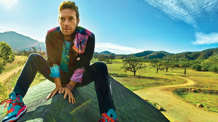 Coldplay's Chris Martin Gets Personal: Inside the New Issue