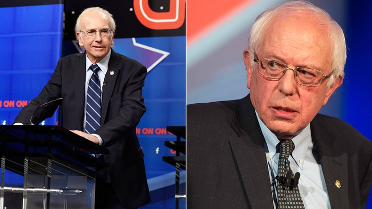 Bernie Sanders to Appear With Larry David on 'SNL' This Weekend