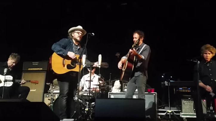 See Wilco Perform David Bowie's 'Space Oddity' in Brooklyn