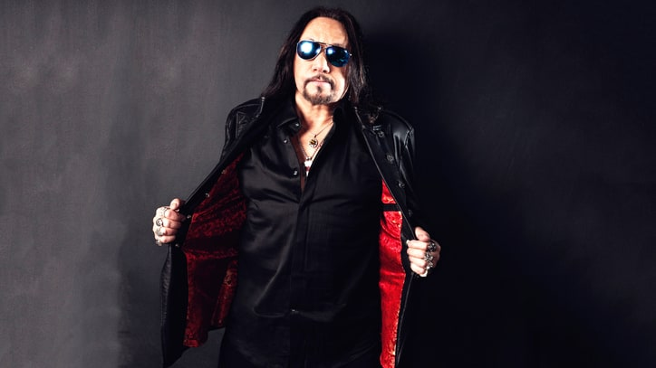 Ace Frehley Announces New LP, 'White Room' Cover, Paul Stanley Reunion