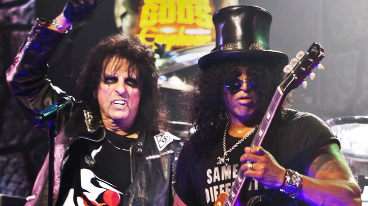 Alice Cooper Talks Guns N' Roses Reunion: 'Where's Izzy?'