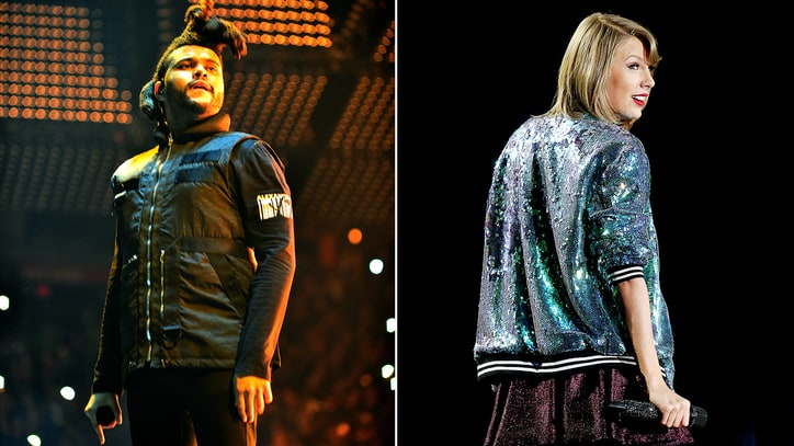 Taylor Swift, the Weeknd Lead iHeartRadio Music Awards Noms