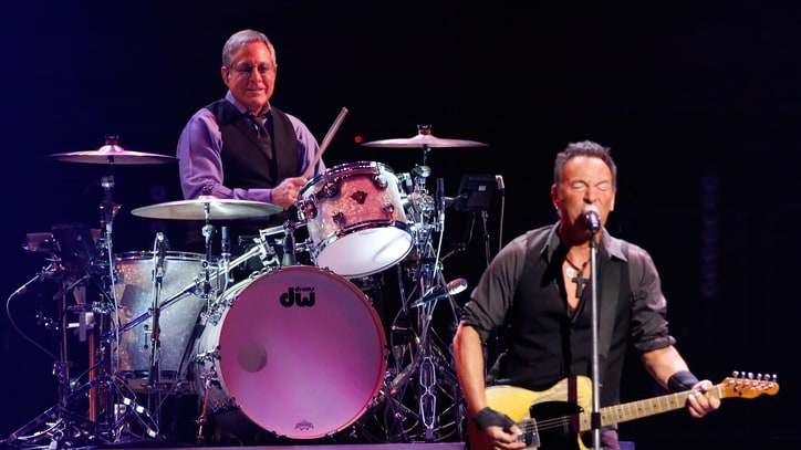 Max Weinberg on 'River' Tour, What He Learned From Bruce Springsteen