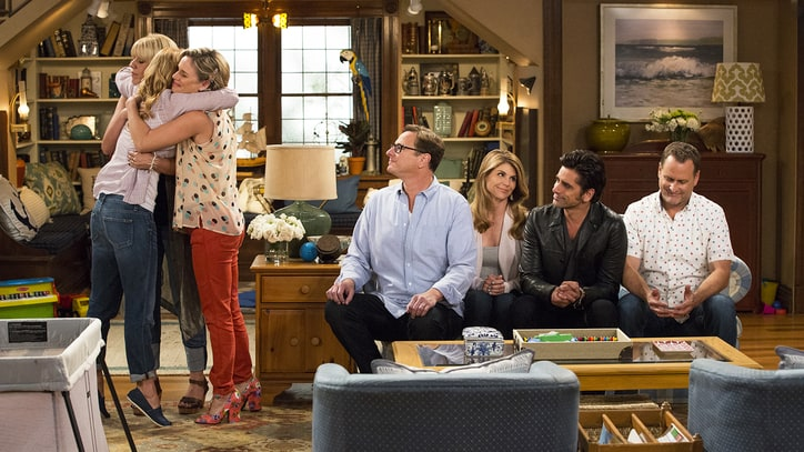 Watch the Tanner Family Reunite in First 'Fuller House' Trailer