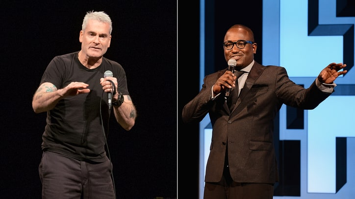 Henry Rollins, Hannibal Buress Tapped for 9:30 Club Variety Show