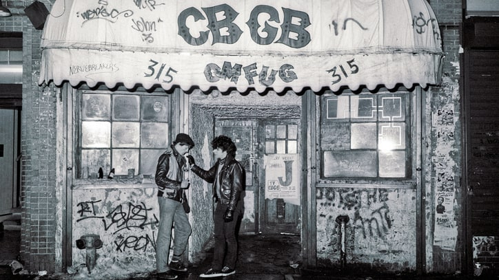 Relive the Gritty Glory of CBGB in New RS Mini-Doc About Seventies NYC