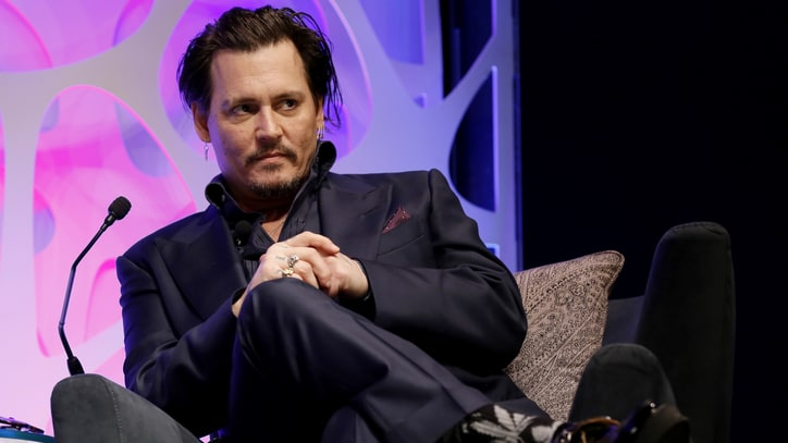 Johnny Depp to Star in 'The Invisible Man' Remake
