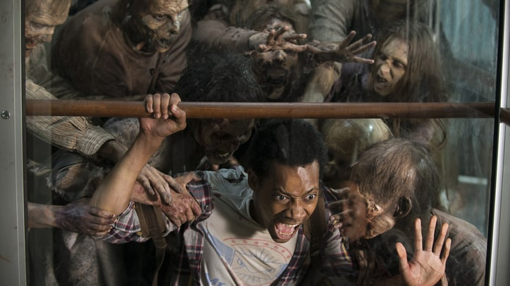 'Walking Dead' Teams With Hallmark for Bloody Valentine's Day Cards