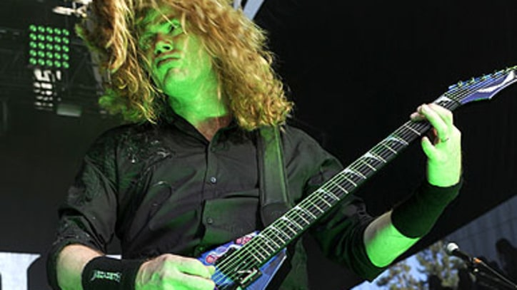 Dave Mustaine Reveals New Megadeth Album Details