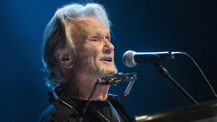 Toby Keith, Hank Williams Jr. Join Kris Kristofferson Tribute