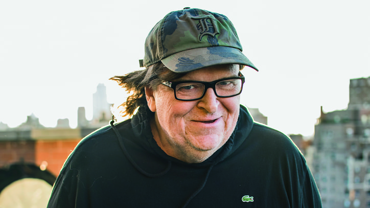 Michael Moore on Death Threats, His New Doc and America's Future