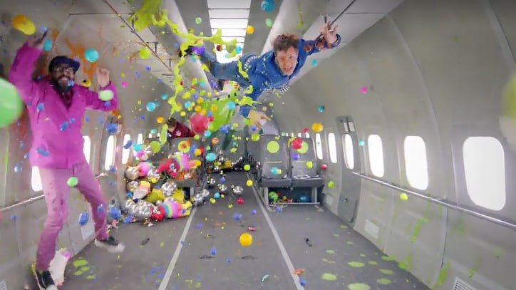 Watch OK Go Defy Gravity in 'Upside Down & Inside Out' Video