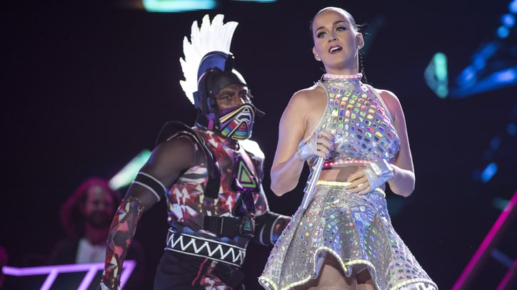 Katy Perry in 'Research and Development Phase' of New Album