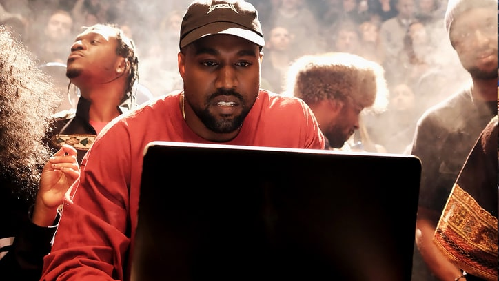 Kanye West's Surreal Album Launch: Fashion and Music Collide
