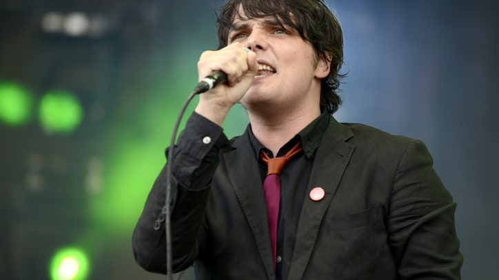 Gerard Way Unveils Reflective Carpenters' 'Superstar' Cover