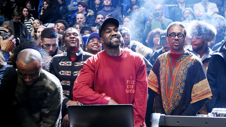Kanye West Blends Sacred and Profane on Startling, Gospel-Inflected New LP