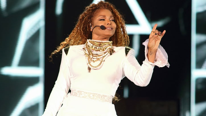 Watch Janet Jackson in the Studio With Jimmy Jam, Terry Lewis