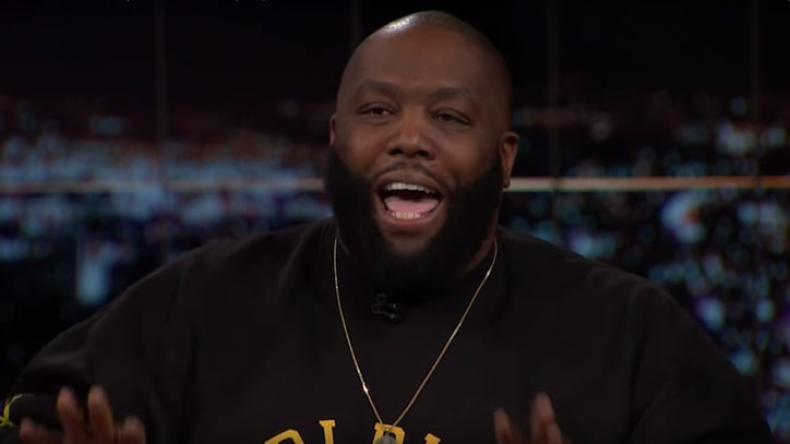 Watch Killer Mike Defend Beyonce's 'Formation' on 'Real Time'